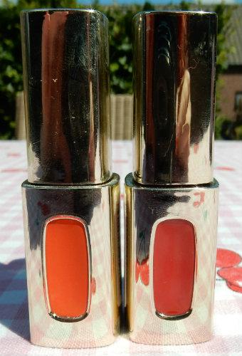 Review: L'Oréal Paris Color Riche 'Extraordinaire LiquidLipsticks