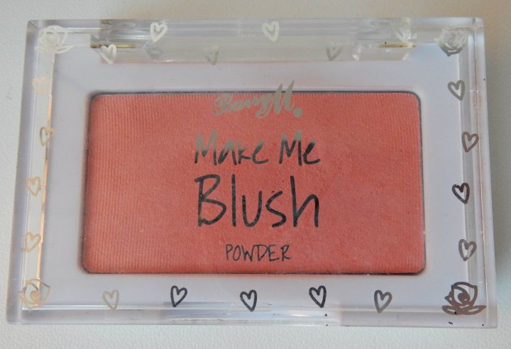 Review: Barry M Make me Blush Powder in KnickerbockerGlory