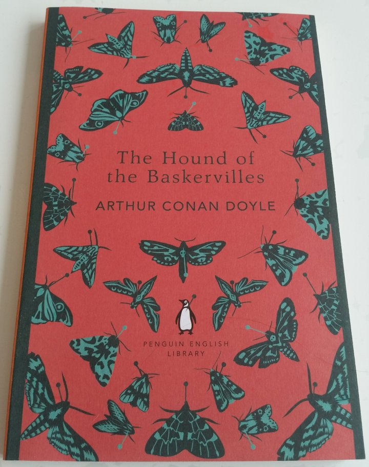 Review: the Hound of the Baskervilles by Arthur ConanDoyle