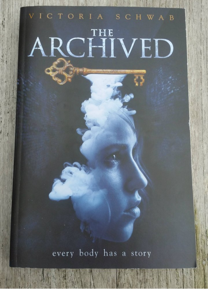 Review: The Archived by Victoria Schwab