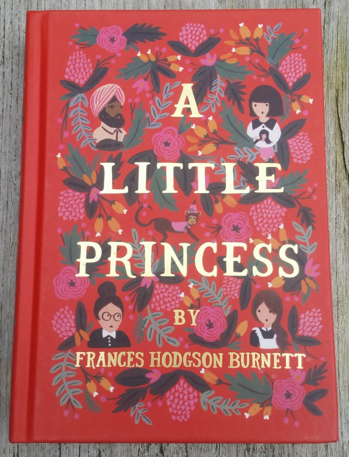 Children's Book Sunday: a Little Princess by Frances HodgsonBurnett