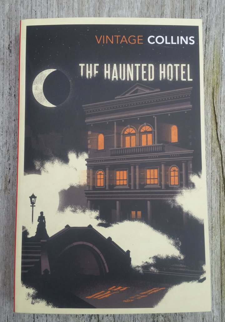 Review: the Haunted Hotel by Wilkie Collins