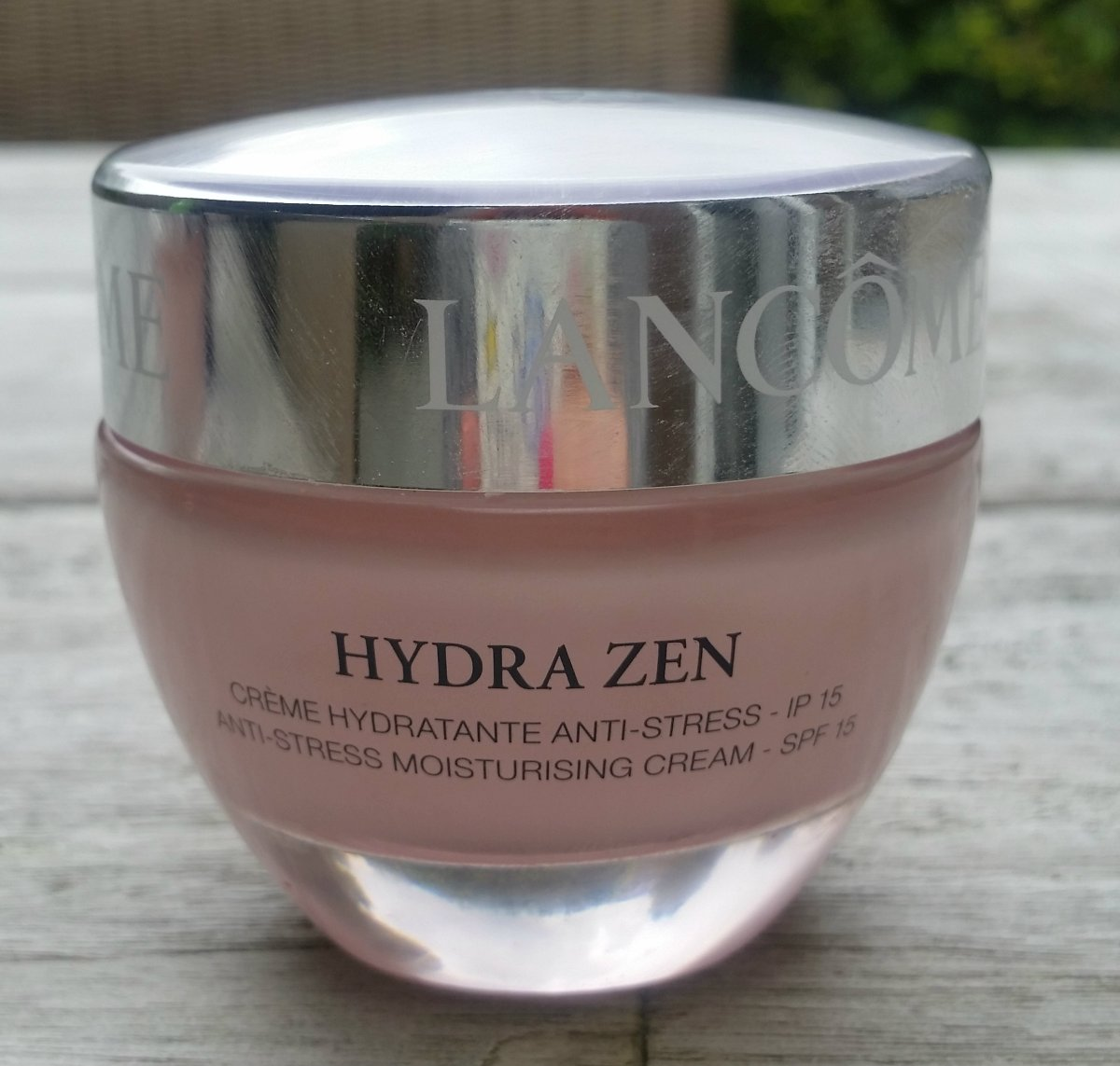 Review: Lancôme Hydra Zen Day cream