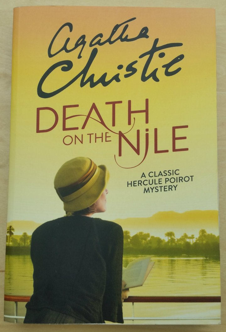 Review: Death on the Nile by AgathaChristie