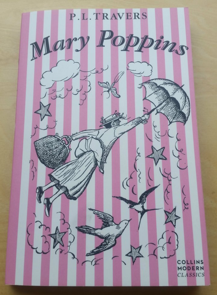 Children's Book Sunday: Mary Poppins by P.L.Travers