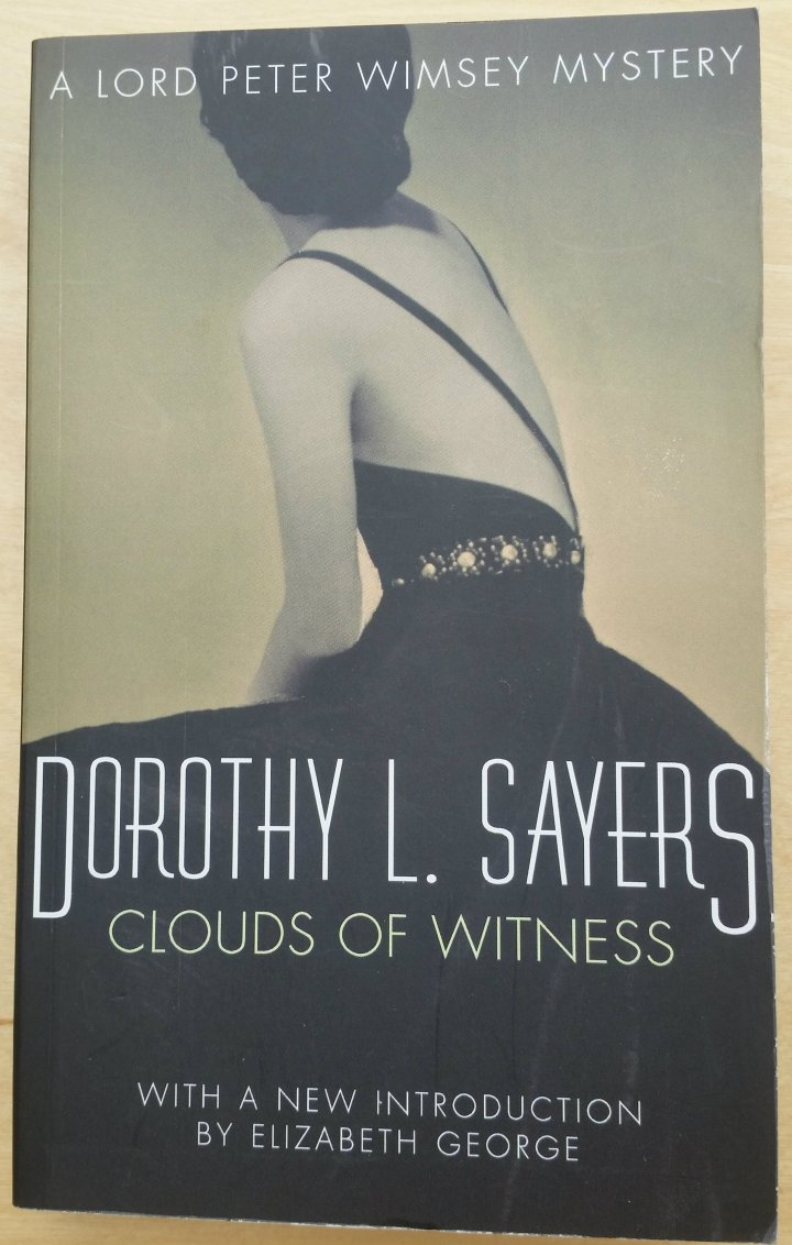Review: Clouds of Witness by Dorothy L.Sayers