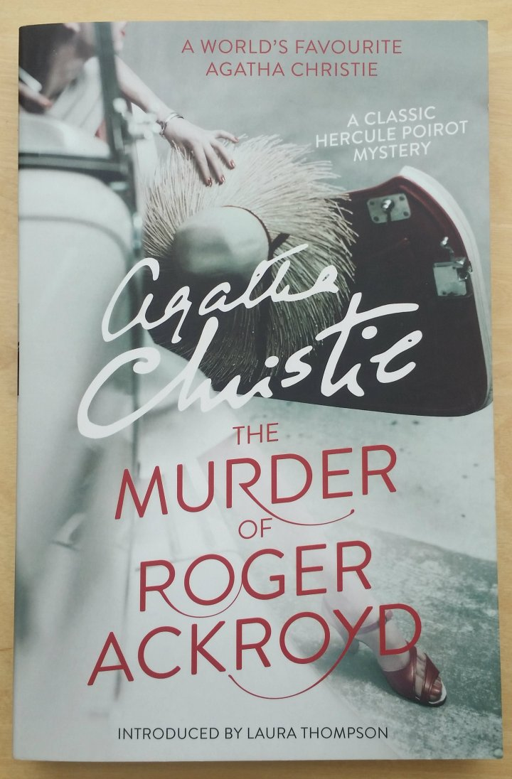 Review: the Murder of Roger Ackroyd by Agatha Christie