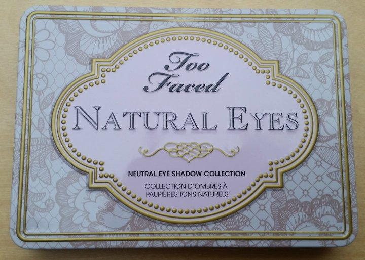 Review: Too Faced Natural Eyes Palette