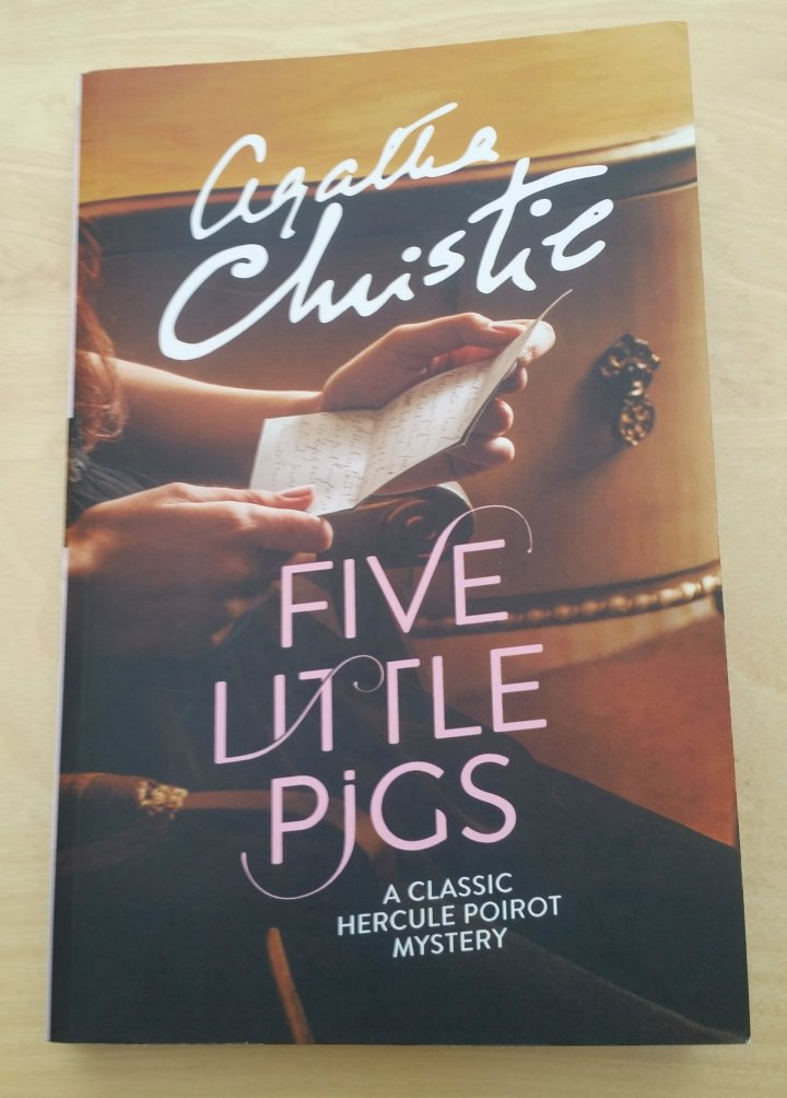 Review: Five Little Pigs by Agatha Christie