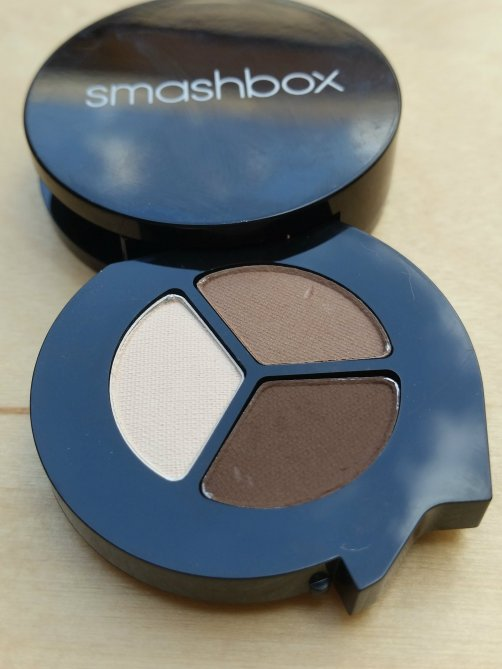Review Smashbox Photo Op Eye Shadow Trio In Filter Princess Liselotte