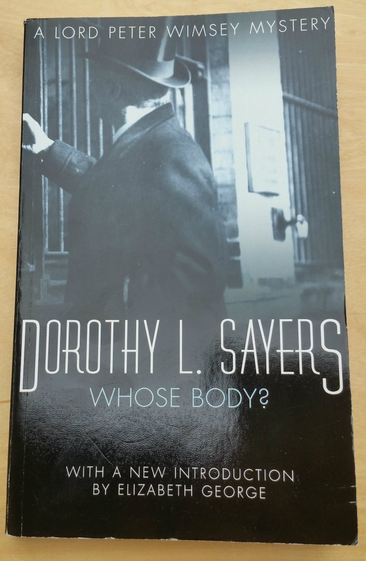 Review: Whose Body? by Dorothy L. Sayers