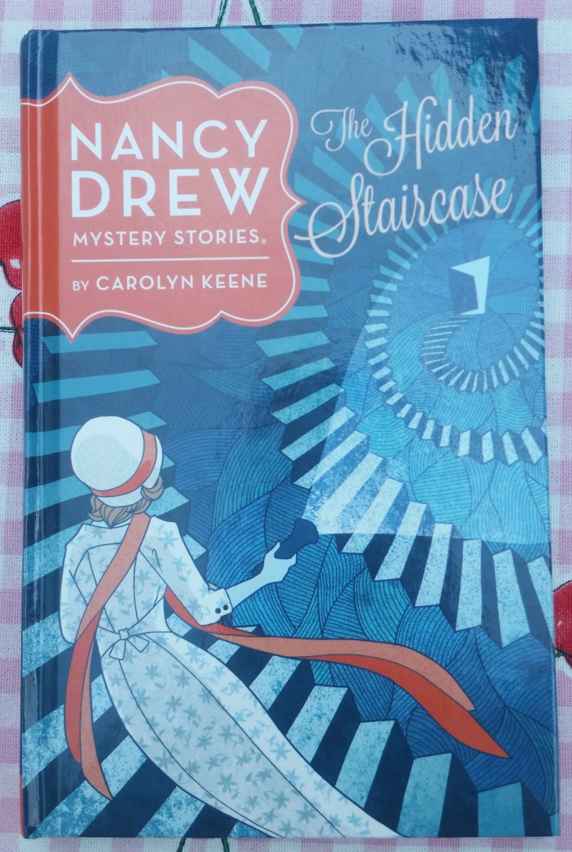 Children's Book Sunday: the Hidden Staircase by Carolyn ...