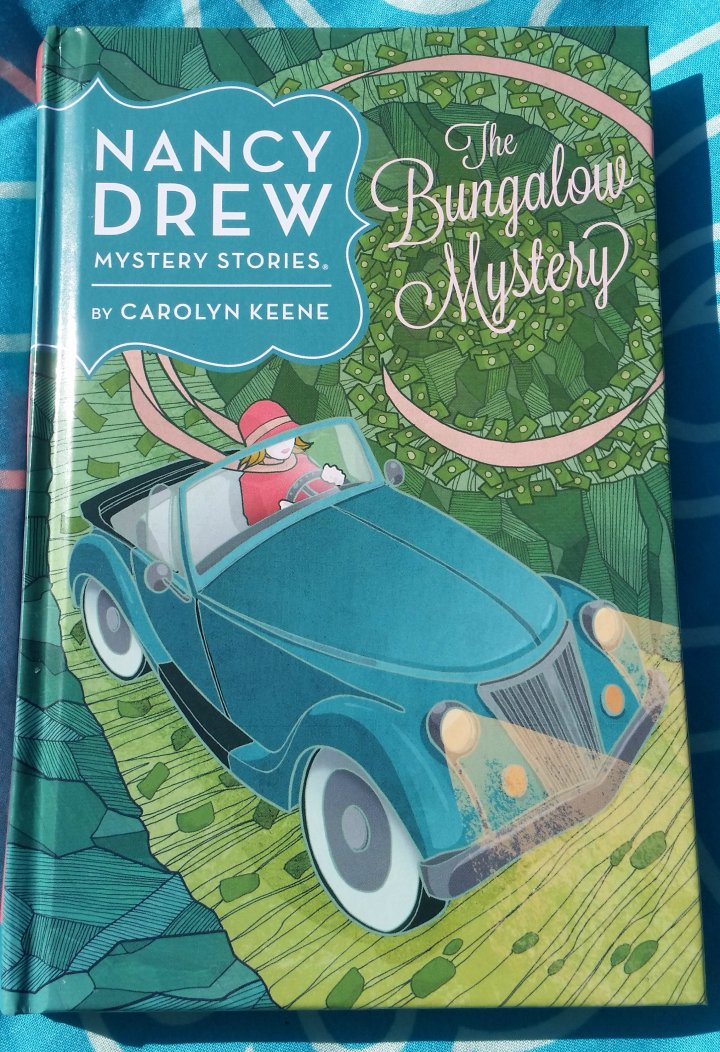 Children's Book Sunday: the Bungalow Mystery by CarolynKeene