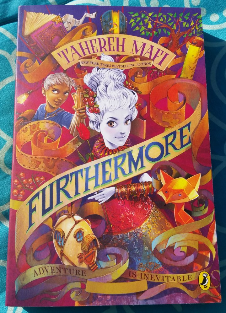 Children's Book Sunday: Furthermore by TaherehMafi