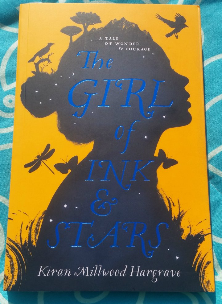 Children's Book Sunday: the Girl of Ink & Stars by Kiran MillwoodHargrave