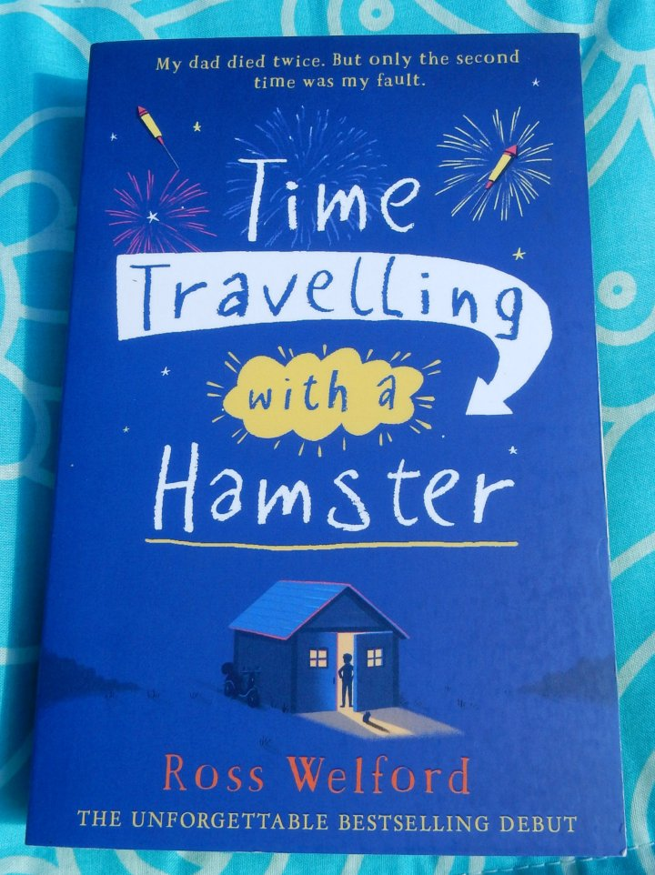 Children's Book Sunday: Time Travelling with a Hamster by RossWelford