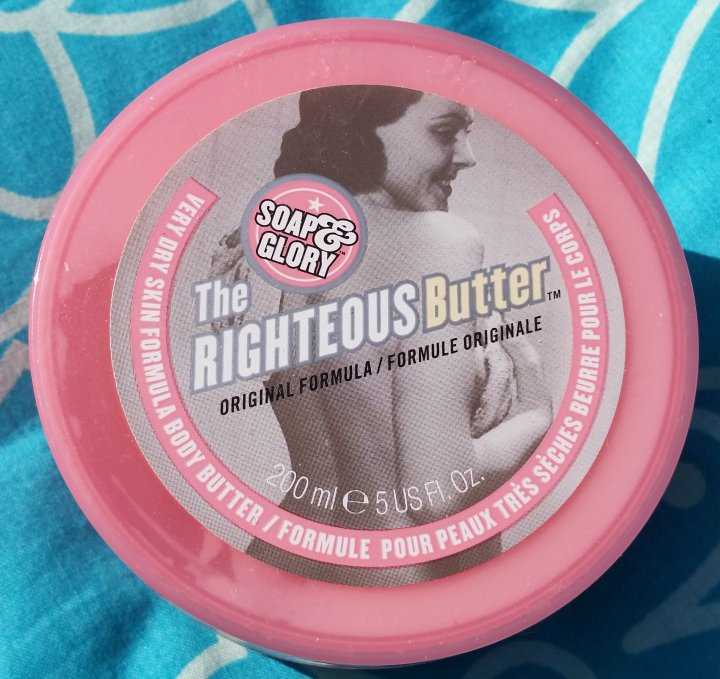 Review: Soap & Glory the RighteousButter