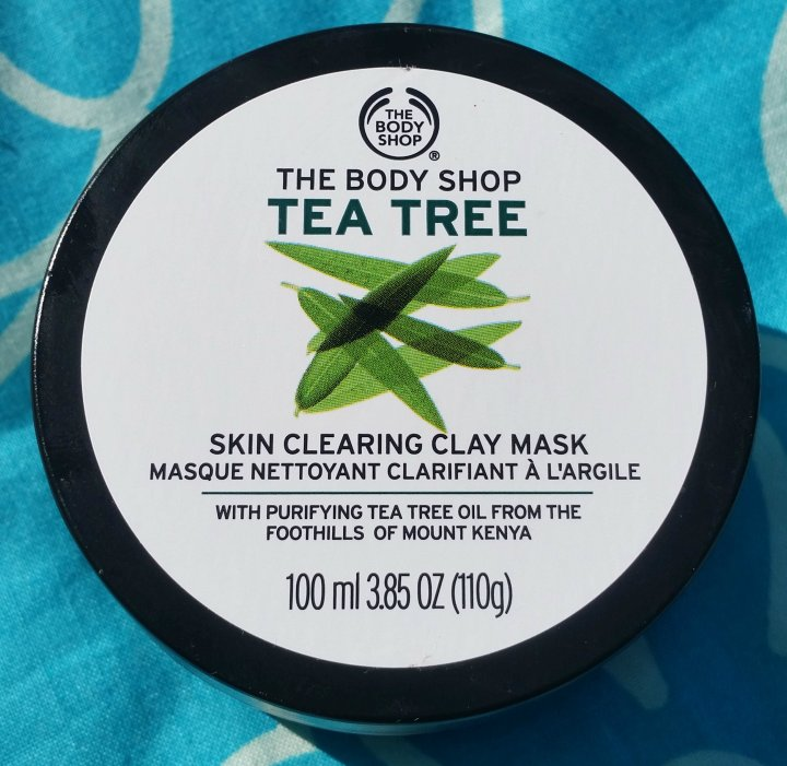 Review: The Body Shop – Tea Tree Clay Mask