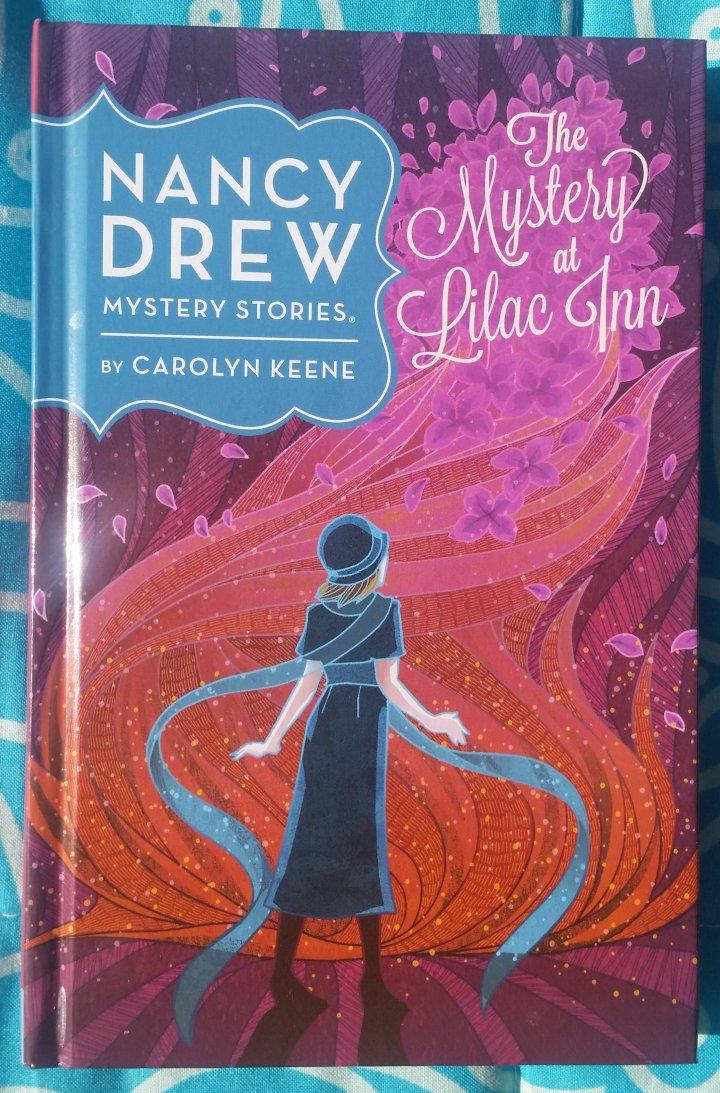 Children's Book Sunday: the Mystery at Lilac Inn by CarolynKeene