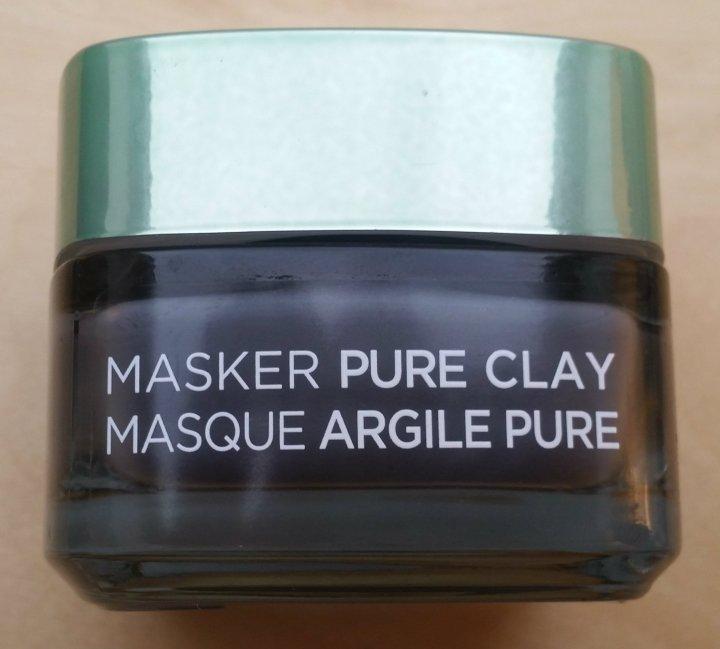 Review: L'oréal Paris Pure Clay DetoxMask