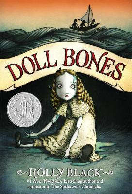 Review: Doll Bones by HollyBlack