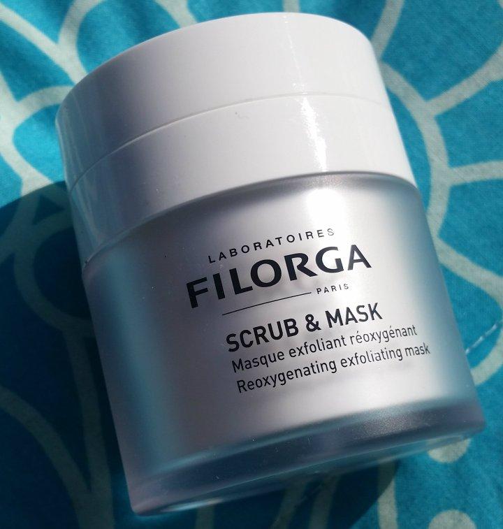 Review: Filorga Scrub &Mask