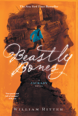 Review: Beastly Bones by William Ritter