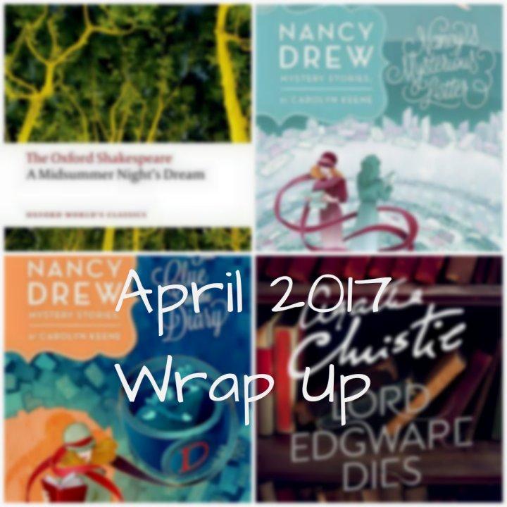 Reading Wrap Up: April2017