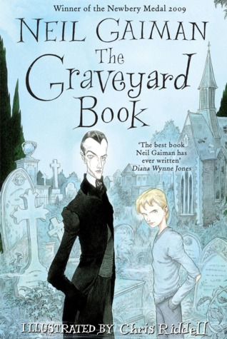 Review: the Graveyard Book by Neil Gaiman