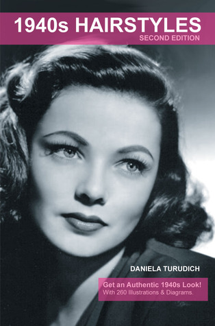 Review: 1940's Hairstyles by Daniela Turudich