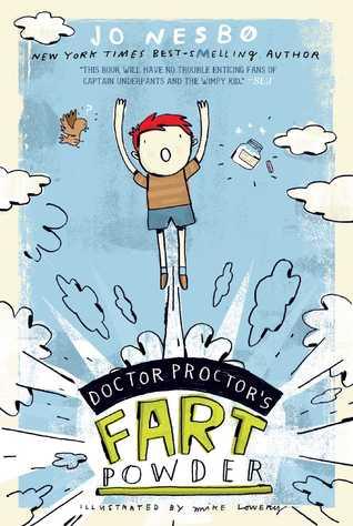 Review: Doctor Proctor's Fart Powder by JoNesbø