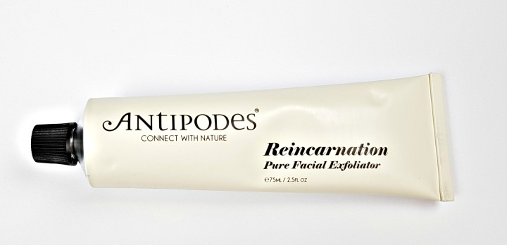 Review: Antipodes Reincarnation Pure Facial Exfoliator