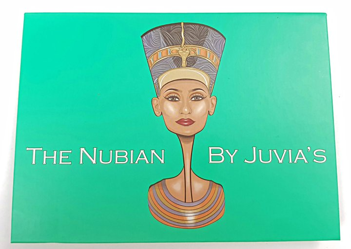 Review: the Nubian Palette by Juvia's Place