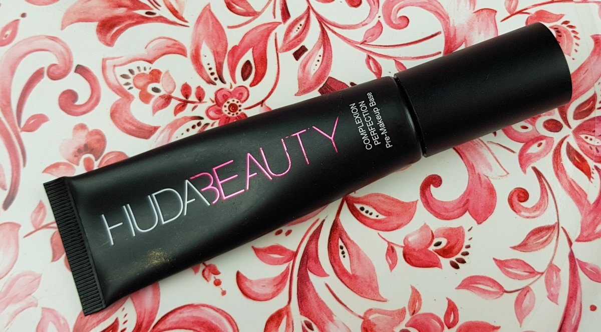 Review: Huda Beauty Complexion Perfection Pre-makeup Base