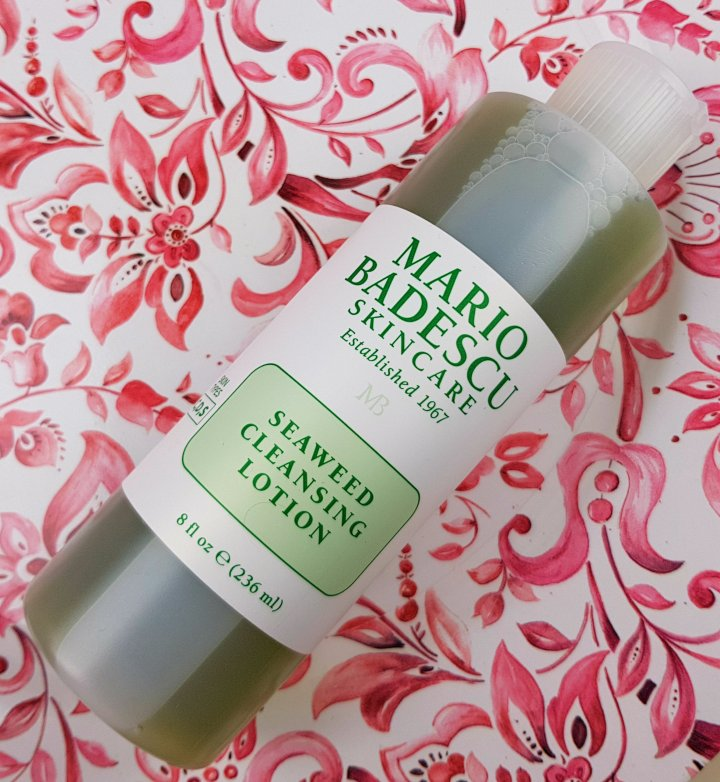 Review: Mario Badescu Seaweed Cleansing Lotion