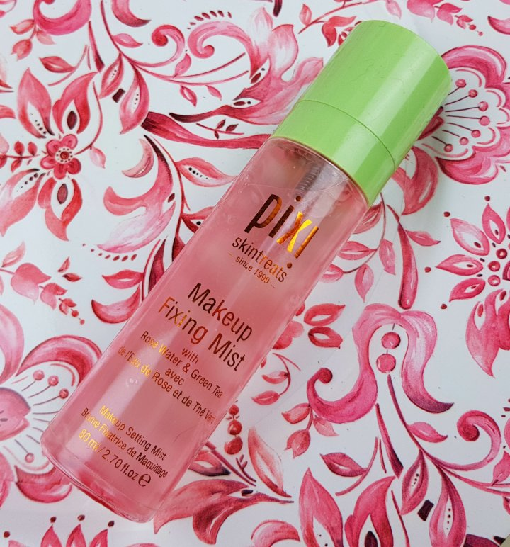 Review: Pixi Makeup Fixing Mist