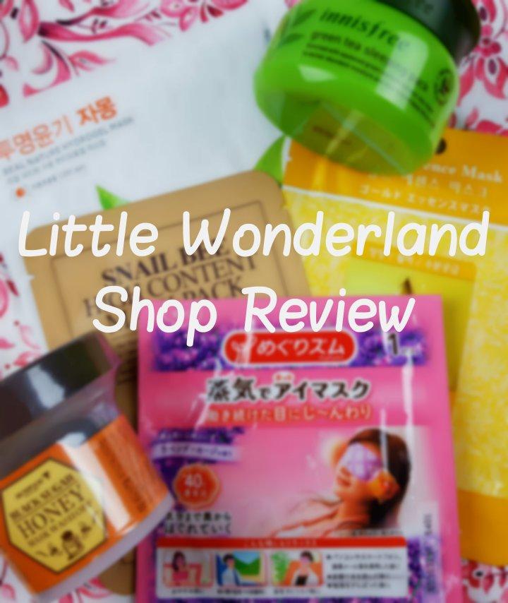 Shop Review: LittleWonderland