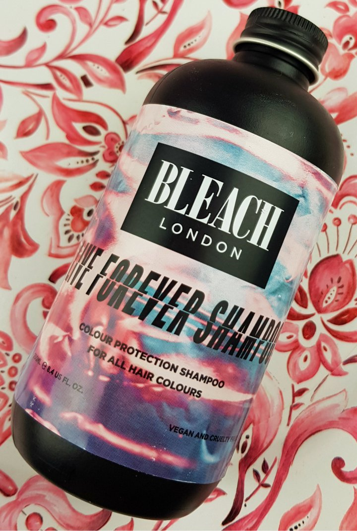 Review: Bleach London Live Forever Shampoo