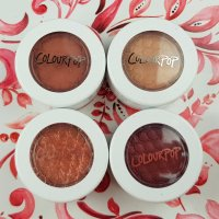 Review: Colourpop Love Line Super Shock Shadow Set