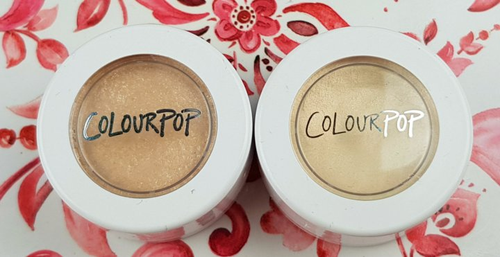 Review: Colourpop Super Shock Shadow in Paisley & Girly