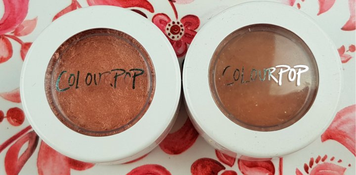 Review: Colourpop Super Shock Shadow in Weenie & Cornelious
