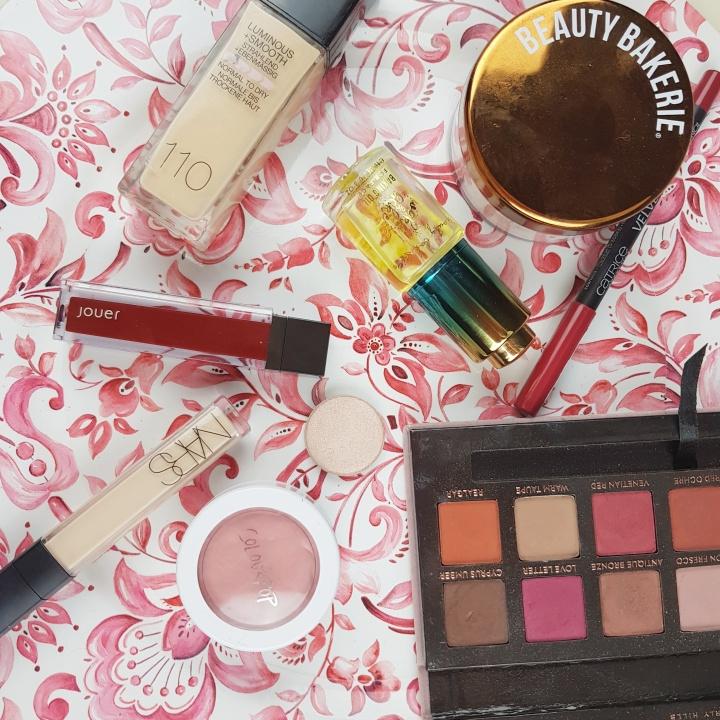 2017 Makeup Favourites!