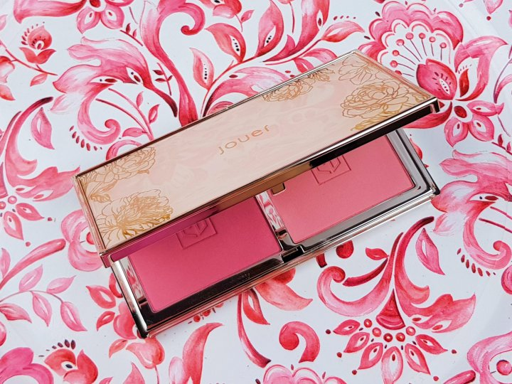 Review: Jouer Blush Bouquet in Coquette