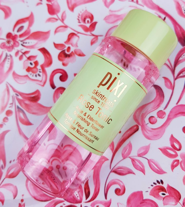 Review: Pixi Beauty Rose Tonic