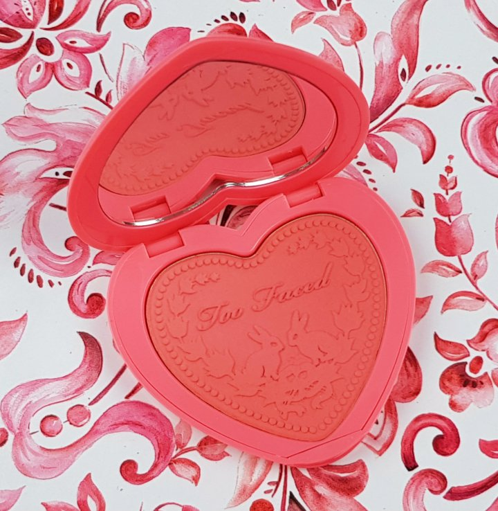 Review: Too Faced Love Flush Blush in How Deep is Your Love?