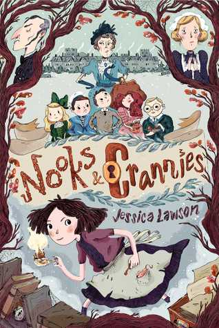 Review: Nooks & Crannies by Jessica Lawson