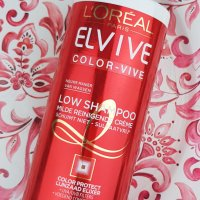 Review: L'oreal Elvive Color-vive Low Shampoo