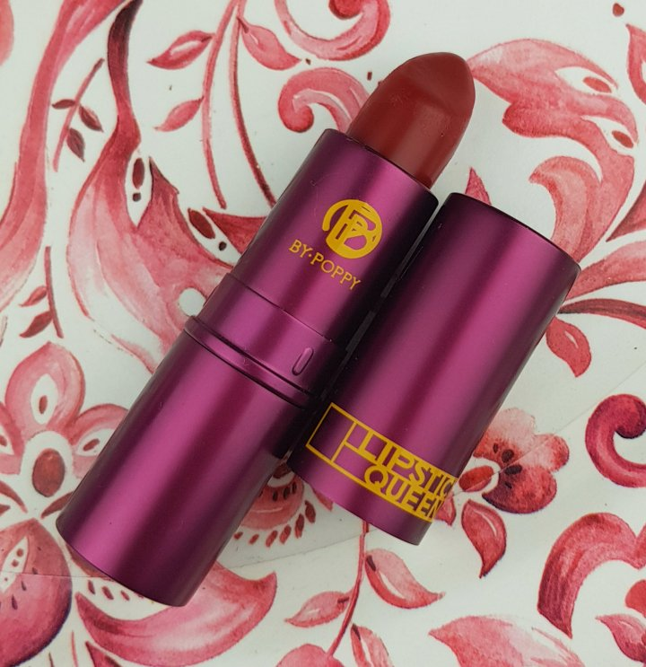 Review: Lipstick Queen's lipstick in Medieval