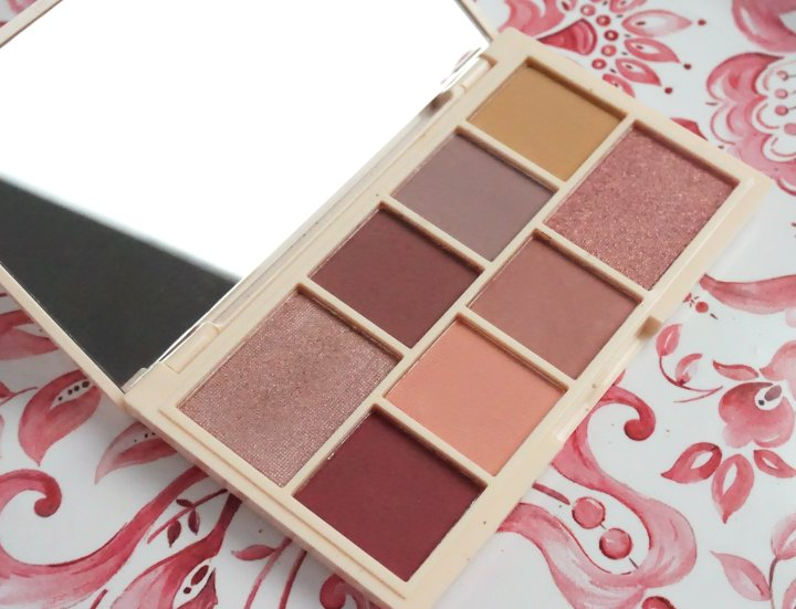 Review: I Heart Revolution Rose Gold Mini Chocolate Palette