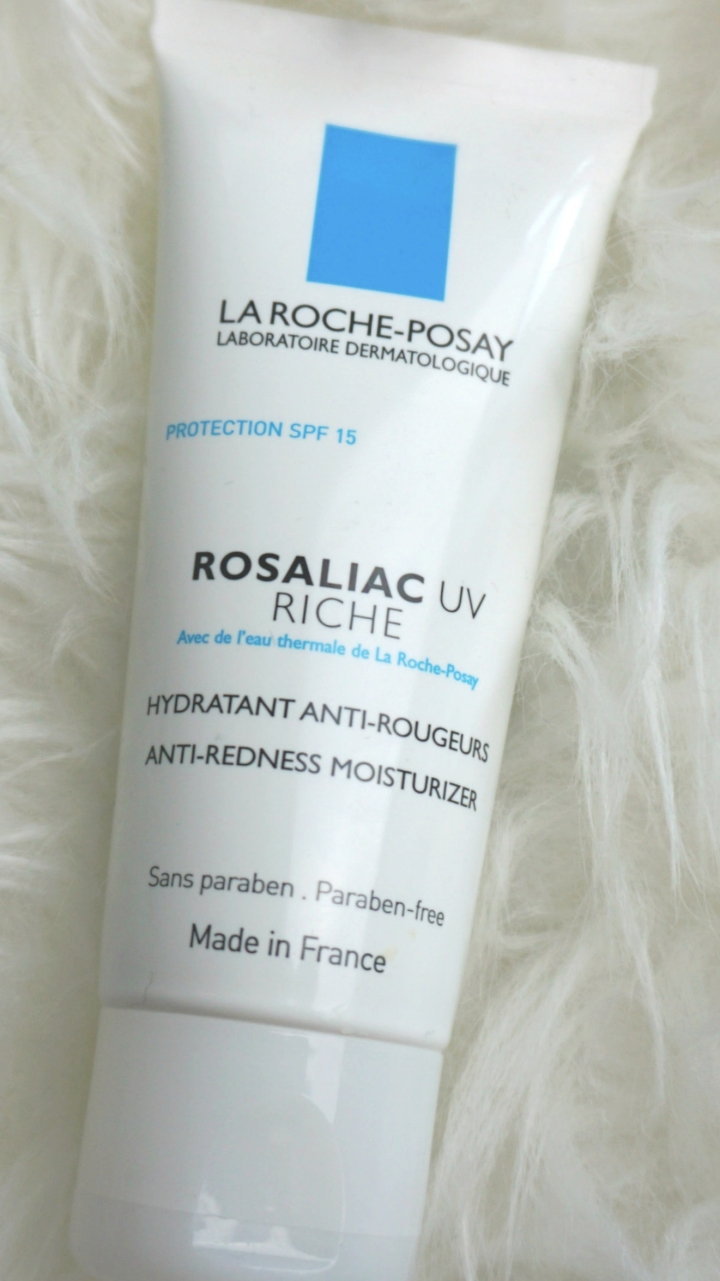 Review: La Roche-Posay Rosalic UV Riche